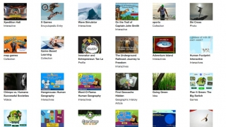 The collection includes thirty-six games, spanning a variety of subjects.