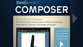 A tutorial book is included, as is in-app help and a community discussion forum.