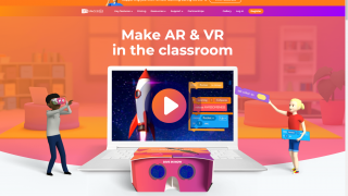 CoSpaces Edu's homepage