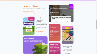 CoSpaces Edu has plenty of pre-created lesson plans teachers can use.