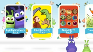 Free version includes some creativity tools, and the Light and Shadows activity pack.