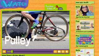 The site includes many of the TV episodes from Design Squad on PBS Kids.