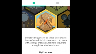 Earn badges by creating projects and trying those of other DIY members.