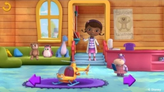 Doc McStuffins and friends give lots of prompts if you get stuck.