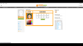 "Students can customize avatars, join classrooms, ""favorite"" articles, and more."