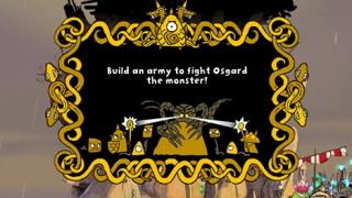 Kids solve geometry puzzles to gather critters and build an army.