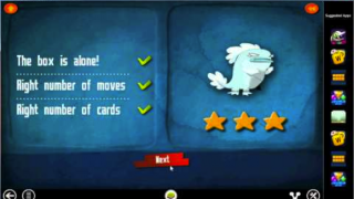 A tutorial level walks kids through the basics of the game as well as the basics of balancing equations.