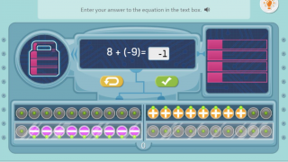 An early middle school activity on adding integers
