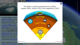 Earth facts help students learn about the Earth and its place in the solar system.