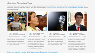 Discussing and creating podcasts in the classroom could boost critical thinking skills.