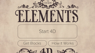 Elements 4D uses augmented reality to help students explore elements and chemical reactions.