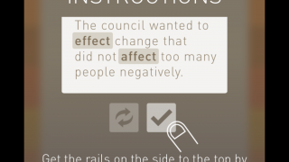 Games feature straightforward instructions and objectives.