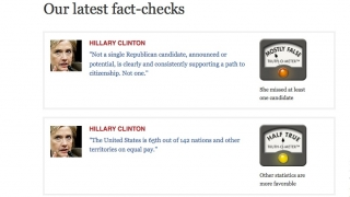 Fact checks are updated regularly.