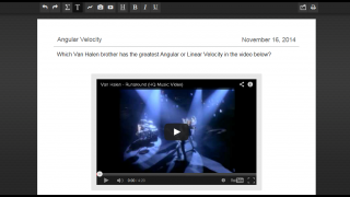 Make math problems more fun by adding video clips.
