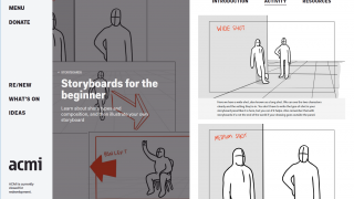Storyboards help turn a script into a visual medium.