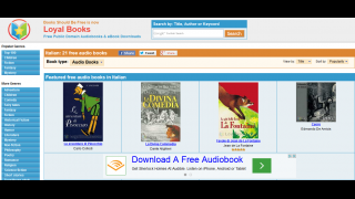 Find books in many different languages.