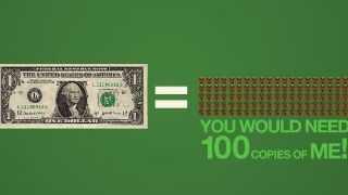 A money song explores the value of coins and bills.