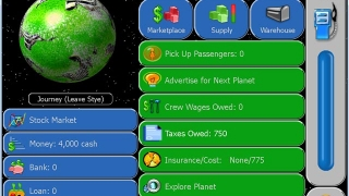 Players can add and disable features like payroll, taxes, insurance, and fuel to scale the game's difficulty level up or down.