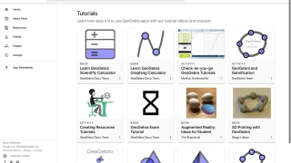 There's an extensive collection of tutorial videos.