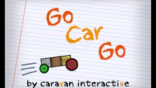 Go Car Go combines creative fun with physics challenge.