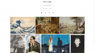 Users can mark their favorites and create custom galleries to share.