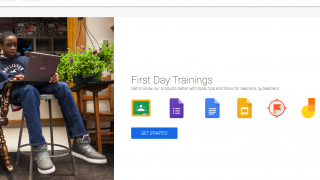 Get intro lessons for using Google Classroom and Google Forms.
