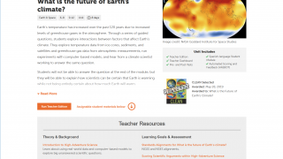 Each module includes a teacher edition, dashboard, assessments, background, and more.