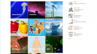 Browse the activities by topic.