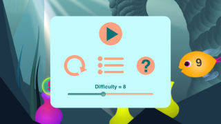 Pause the game at any time to change the difficulty level.