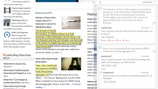 Annotations can be made on any online content.