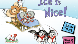 The Cat in the Hat teaches kids about the North and South Poles.