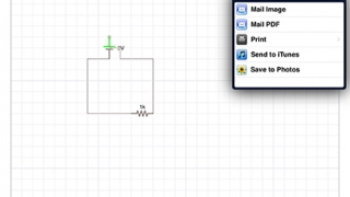 Kids can print and share their circuits.