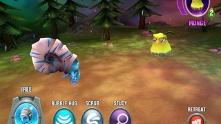 Vims battle using positive energy, and convert enemies to their team.