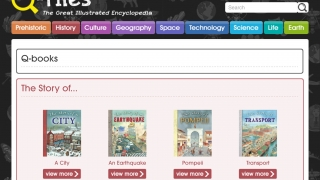 Most pages feature links to buy the publisher's ebooks.