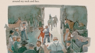 The book features full-color illustrations and audio read by the author.