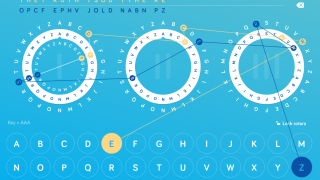Fascinating interactive visualizations are the app's real strength.
