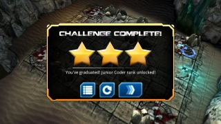 Complete challenges, earn new ranks.