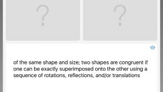 Users can choose which panes are revealed with each new term.