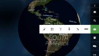 Use the tools to customize maps.