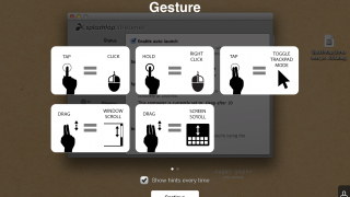 A built-in gesture tutorial is helpful, but some gestures and controls are a little confusing.