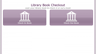 Scan books or enter them manually.