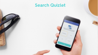 Quizlet is a flashcard app for mobile devices.