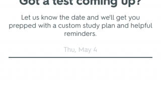 You can use Quizlet as your go-to study tool to review for upcoming quizzes and tests.