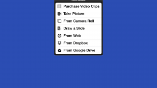 30hands is a tool for creating detailed multimedia presentations.