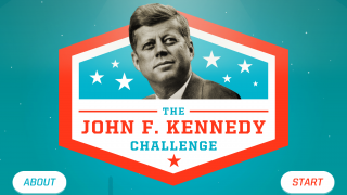 The JFK Library produced JFK Challenge as a tool for celebrating and exploring the president's legacy.