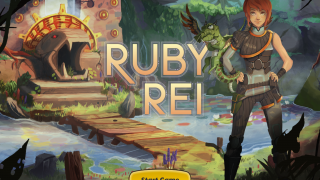 Ruby Rei is a role-playing game intended to help users learn Spanish.