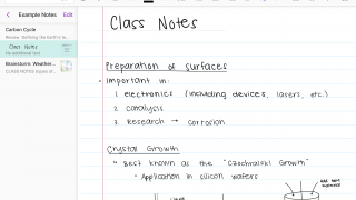 OneNote is a note-taking and organizational tool available on the web and across several platforms.