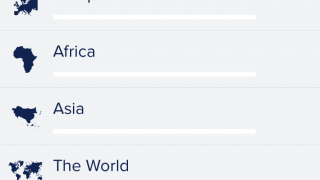 There are even quizzes focused on flags.