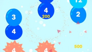 Kids earn points for popping bubbles in the correct order to create math facts.