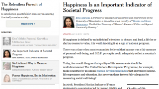 In-depth opinion pieces offer various sides on an issue